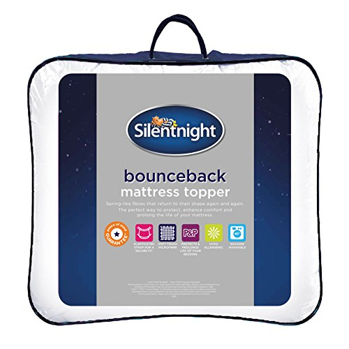 Silentnight Bounceback Mattress Topper - Double 2