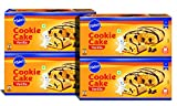 #10: Pillsbury Cookie Cake, Vanilla, 4 x 6 Pack, 552g