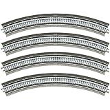 TOMIX de calibre N 1.8.7.4. viaducto ferroviario con PC HC3.5.4.-4.5.-PC (F) (4. piezas set)