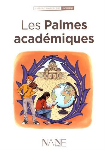 Les palmes académiques par Françoise Serodes