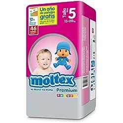 Moltex - Pañal T-5 Super