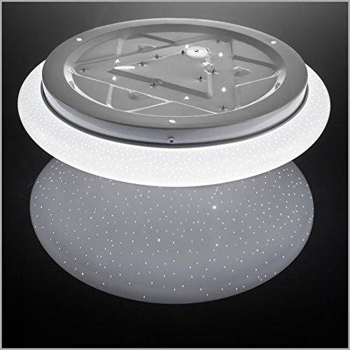 b k licht deckenlampe led 12w sternenlicht deckenleuchte f r wohnzimmer flur badezimmer. Black Bedroom Furniture Sets. Home Design Ideas