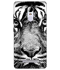 Doyen Creations Designer Printed High Quality Premium case Back Cover For Xiaomi Redmi Note 3