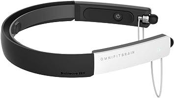 OMNIFIT Dispositivo de Entrenamiento de Ondas cerebrales (EEG) Neurofeedback 157,8 x 181 x 25,4 mm Negro