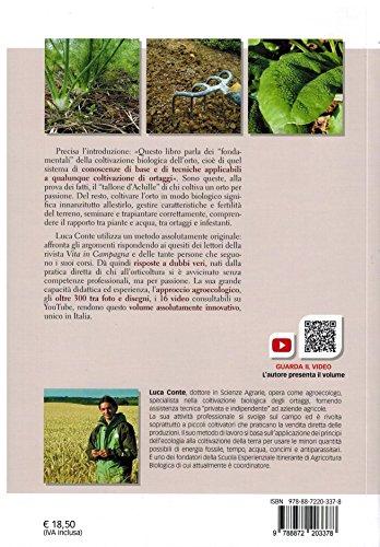 Zoom IMG-1 orto biologico tecniche di coltivazione