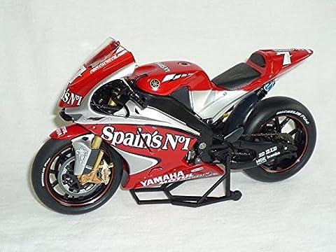 Yamaha Yzr-m1 Fortuna Checa 2004 Rot Motogp Moto Gp 1/12 Altaya By ixo Motorradmodelle Motorrad Modell