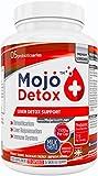 MOJO™ DETOX Leber Gallenblasenreinigung Entgiftung: Nahrungsergänzungsmittel für Stärkung des Immunsystems -leber entgiften - entschlackt und revitalisiert Galle & Leber - Stoffwechselkur mit 120 Kapseln für 4 Mona