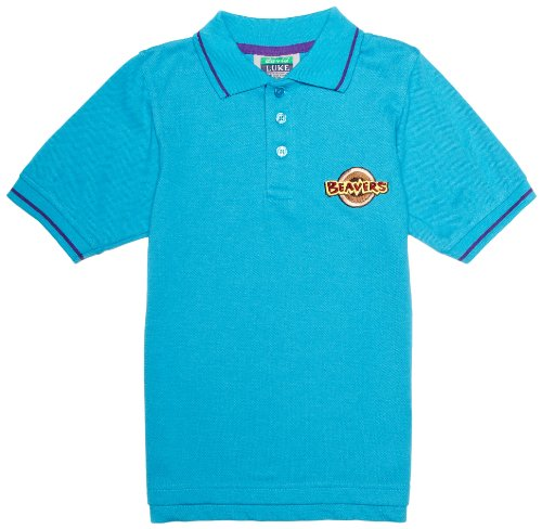 Beaver-Tipped-Boys-Polo-Shirt