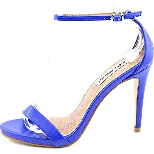 Steve Madden Damen Stecy Sandalen Blau