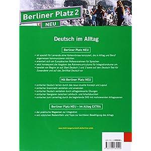 """Jetzt herunterladen pdf Berliner Platz 2 NEU: Deutsch im Alltag. Lehr- und Arbeitsbuch mit 2 Audio-CDs zum Arbeitsbuchteil und """"Im Alltag EXTRA"""" (Berliner Platz NEU)"""