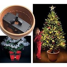 Bama Nässestop S18 Weihnachts-ALBEROBELLO Kit,, terracotta, 30 cm