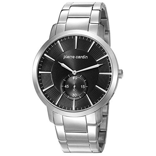 Pierre Cardin Men's Watch Wristwatch Stainless Steel PC106981°F07