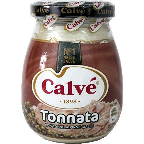 Calvé Tonnata Thunfischsoße (250g Glas)