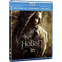 Lo Hobbit - La Desolazione Di Smaug (3D) (2 Blu-Ray 3D + 2 Blu-Ray + Copia Digitale);The Hobbit - The Desolation Of Smaug;The Hobbit: The desolation of Smaug