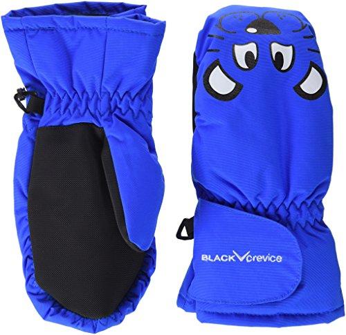 Black Crevice Kinder BCR122291 Handschuhe, blau, S | 09120071619480