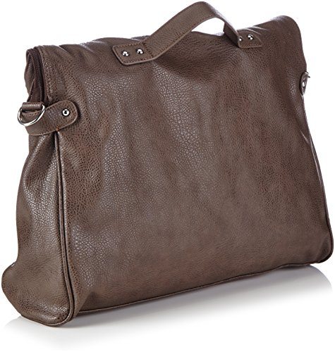 Tamaris Kim Shopping Bag, Borsa Tote Donna Marrone (Braun (tobacco 319))