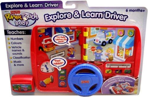 Power Touch Baby erkunden und lernen Driver
