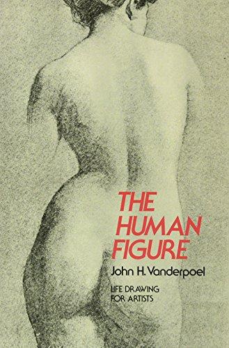 The Human Figure (Dover Anatomy for Artists) por John H. Vanderpoel