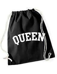 Queen Gymsack Black Certified Freak