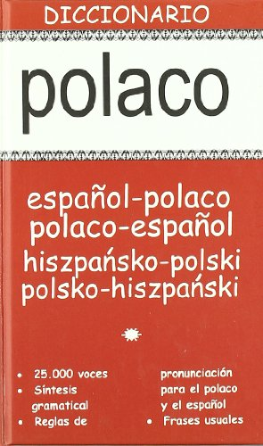 Dº Polaco    POL-ESP / ESP-POL (DICCIONARIOS)