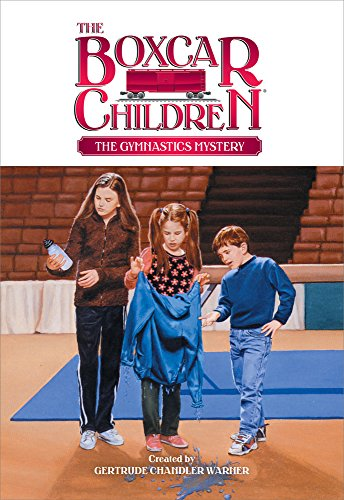 The Gymnastics Mystery (Boxcar Children Mysteries, Band 73)