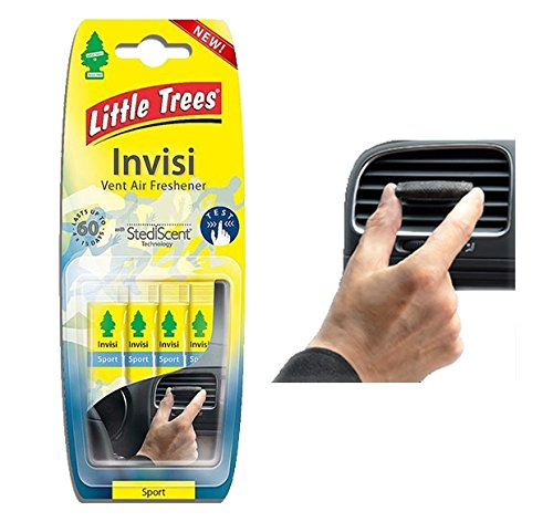 Preisvergleich Produktbild Little Trees Invisi Vent Lufterfrischer–Sport Duft