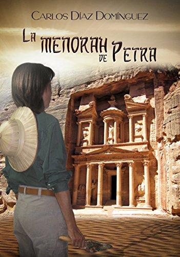La menorah de Petra por Carlos Díaz   Domínguez