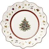 Villeroy & Boch 14-8585-2642 - Plato de ensalada, color blanco