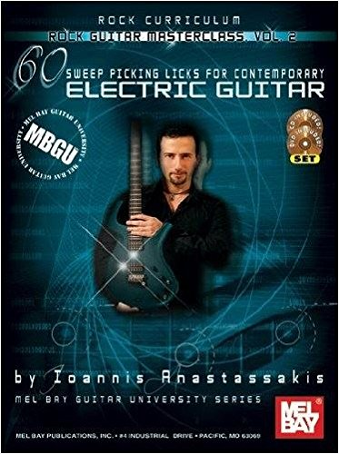 MBGU Rock Guitar Masterclass, Vol. 2. Pa...