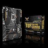 #6: ASUS TUF B360-Pro Gaming LGA1151 (300 Series) DDR4 HDMI VGA M.2 ATX Motherboard (TUF B360-PRO GAMING )