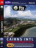 FTX Cairns International - Airport Scenery Pack (engl.) - [PC]