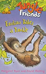 My First Read Alones: Fuzzbuzz Takes A Tumble: Fuzzbuzz Takes a Tumble Bk. 3 by Margaret Ryan (2001-01-18)