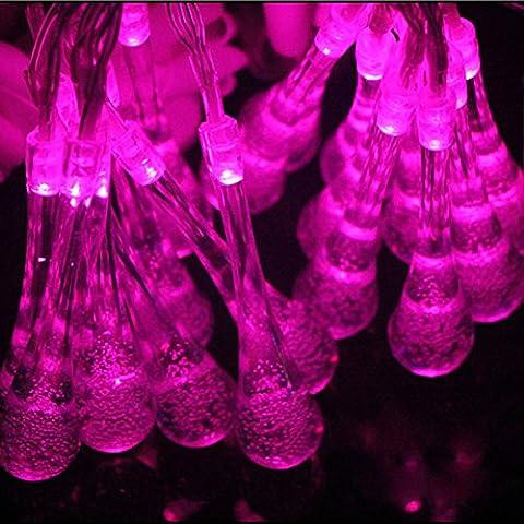 4.8M 20 LEDs mit Verbindungsstück bzw. Anschlussstück Lichter für Feste