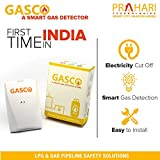Gasco - A Smart Gas Detector | Electricity Cut Off | Gas Leakage