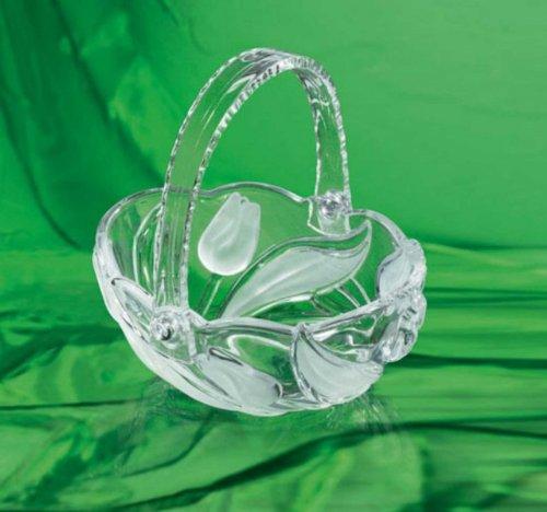 Walther Glas 1217284 Nadine Körbchen 160 mm, Satin