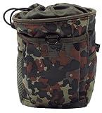 MFH Patronenhülsen Tasche Molle Modular System - Accesorio para caza (bolsillo), color flecktarn