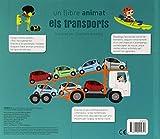 Image de Els transports. Un llibre animat (LA LLUNA DE PAPER)