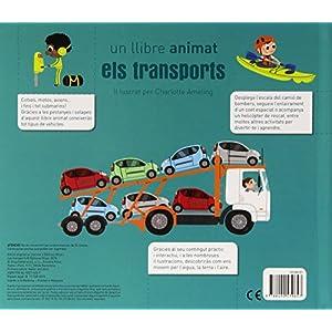 Els transports. Un llibre animat (LA LLUNA DE PAPER)