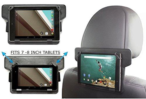 Navitech Kopfstützen Halterung für das Samsung Galaxy Tab 10.1 / 2 10.1 P5100/ P5110 / Samsung ATIV Tab 3 / Samsung ATIV GT-P8510