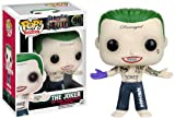 Funko 8659 - Suicide Squad, Pop Vinyl Figure 96 Joker Shirtless