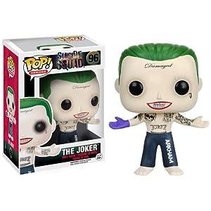 Funko Pop Joker sin camiseta (Escuadrón Suicida 96) Funko Pop