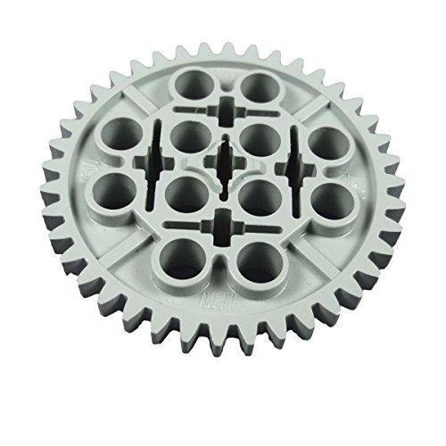LEGO®TECNIC - 2 engranajes gris