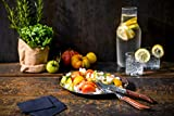 Laguiole Style de Vie Steakmesser Luxury Line, 6-teilig, Rosenholz - 3