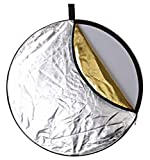 #4: SUPER 5-In-1 Collapsible Photo Light Reflector 42