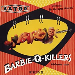 Barbie -Q- Killers Vol.1 [Import allemand]