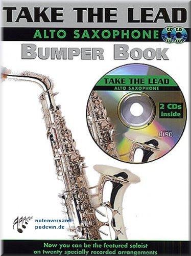 Take The Lead - Bumper Book - Altsaxophon Noten [Musiknoten] (Wars-saxophon Star)