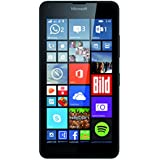 "Microsoft Lumia 640 - Smartphone libre Windows Phone (pantalla 5"", cámara 8 Mp, 8 GB, Quad-Core 1.2 GHz, 1 GB RAM), negro"