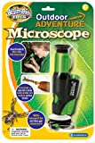 Brainstorm Ltd E2014 Toys Outdoor Adventure Microscope