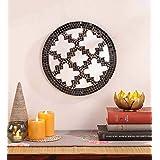 Global Glory Decorative Mosaic Gold Mirror