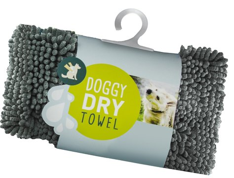 Doggy Dry Pet Handtuch Superabsorb 81x35cm